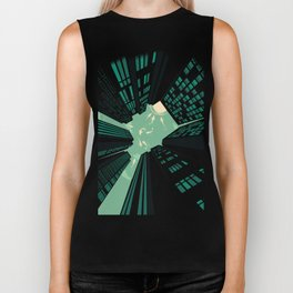 Solitary Dream Biker Tank