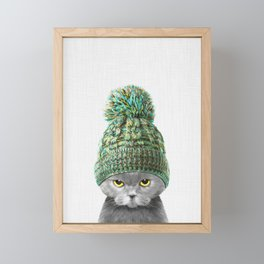 BOBBY Framed Mini Art Print