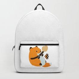 Smol Bean Fox Backpack