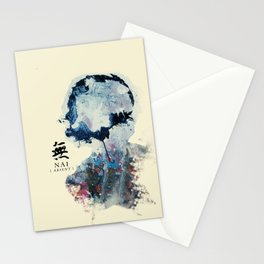 Nai (absent) - Simplified  Stationery Cards