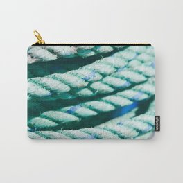 Nautical Rope II Carry-All Pouch
