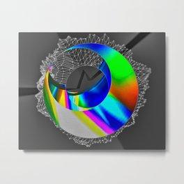 the modern lens Metal Print