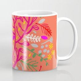 Folk Tree Coffee Mug