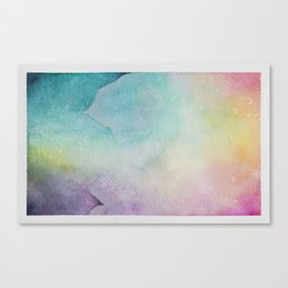 Fluffy Canvas Print