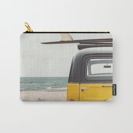 Summer surfing Carry-All Pouch