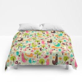 Birdsville Comforters