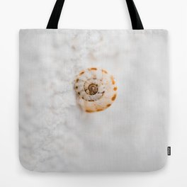 SMALL SNAIL Tote Bag
