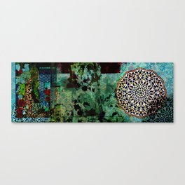 Persian Pattern Canvas Print