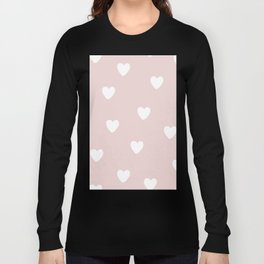 Heart Patter - Baby Pattern Long Sleeve T-shirt