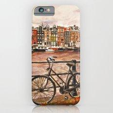 Going Dutch (red) iPhone 6s Slim Case