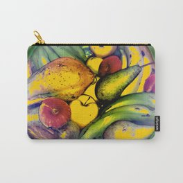 Fruits / Natural Food Carry-All Pouch