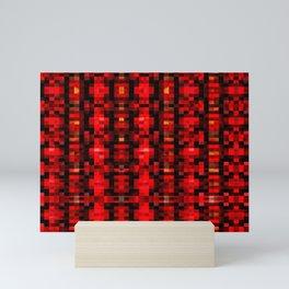 Pattern 600 Mini Art Print
