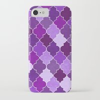 morocco iPhone & iPod Cases featuring Morocco Orchid by Jacqueline Maldonado