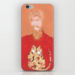 Hey Mate, check out my jumper! iPhone Skin