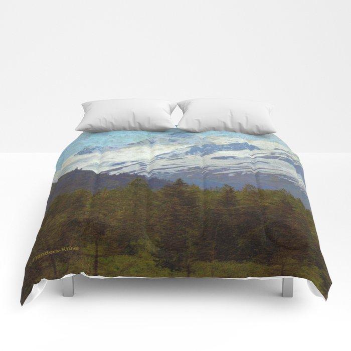 Distressed Comforters