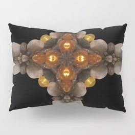 Crossing paths Pillow Sham
