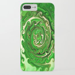 Irish Green iPhone Case