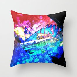 ice candy Throw Pillow