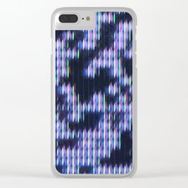 Painted Attenuation 1.3.3 Clear iPhone Case