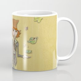 How Strange It Is - Alice in Wonderland Coffee Mug