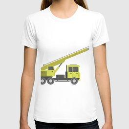 tower crane T-shirt