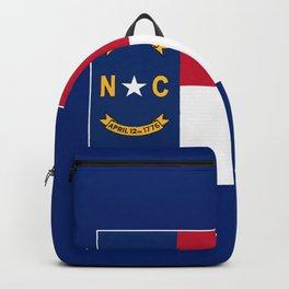 North Carolina State Flag Backpack