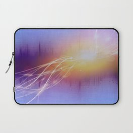 Morning rise of music Laptop Sleeve