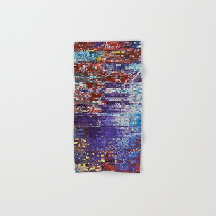 Abstract 127 Hand & Bath Towel