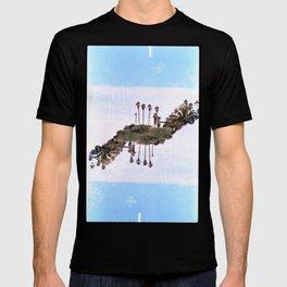 Landscapes c2 (35mm Double Exposure) T-shirt