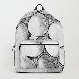 Two Dozen Eggs To Be Eggs Act Backpack