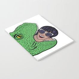 Dinosourprise Notebook