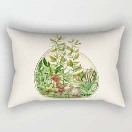 GoaTerrarium Rectangular Pillow