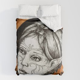 Ladies of Dragon Age: Merrill Comforters