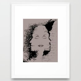 Notions of Age Framed Art Print