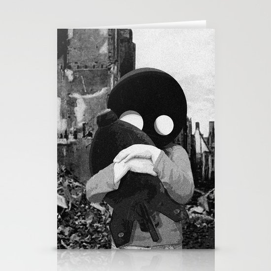 nothing left to hug Stationery Cards