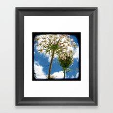 True Happiness - Through The Viewfinder (TTV) Framed Art Print
