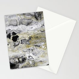 Fluid Lace Stationery Cards