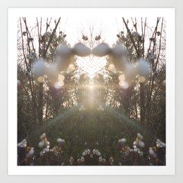 Spiegel im Spiegel VII Art Print