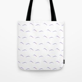 Unicorn Eyebrows Tote Bag