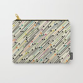 pins and needles Carry-All Pouch