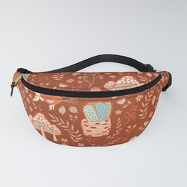 Party Of One Goldfish Birthday Fanny Pack