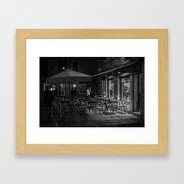 Goppion Caffe, Venice, Italy Framed Art Print