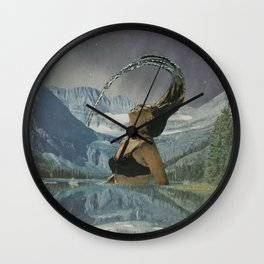 Ecstacy Wall Clock