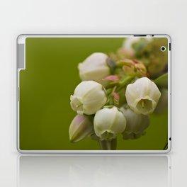 Sweet Blue Cluster Laptop & iPad Skin