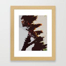 Deus Ex Mankind Divided v2 Framed Art Print