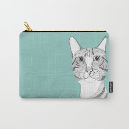 Tabbycat Carry-All Pouch