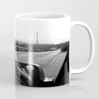 trip Mugs featuring TRIP by Cassandra Evelyn