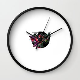 Transformers Grave Robber KnockOut  Wall Clock