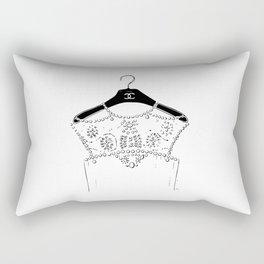 Dress Rectangular Pillow
