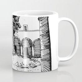 a glance inside Coffee Mug